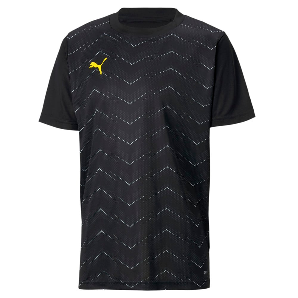 Изображение Puma Детская футболка ftblNXT Graphic Shirt Core J #1