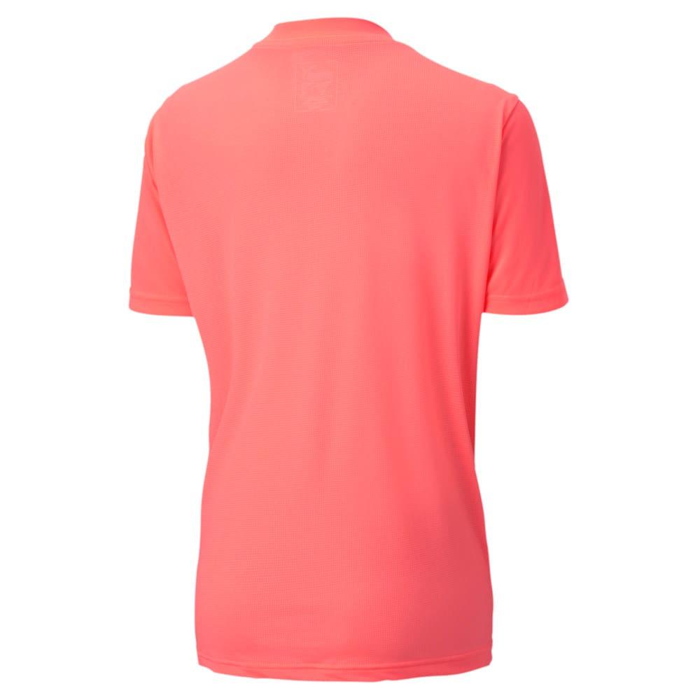 Изображение Puma Детская футболка ftblNXT Graphic Shirt Core J #2