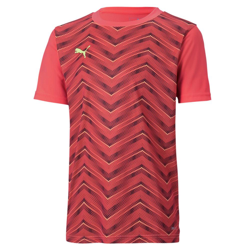 Изображение Puma Детская футболка ftblNXT Graphic Shirt Core J #1