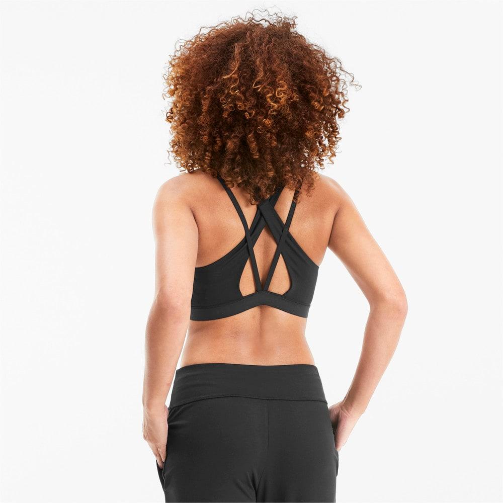 Image Puma Studio Lace Strappy Women's Training Bra #2