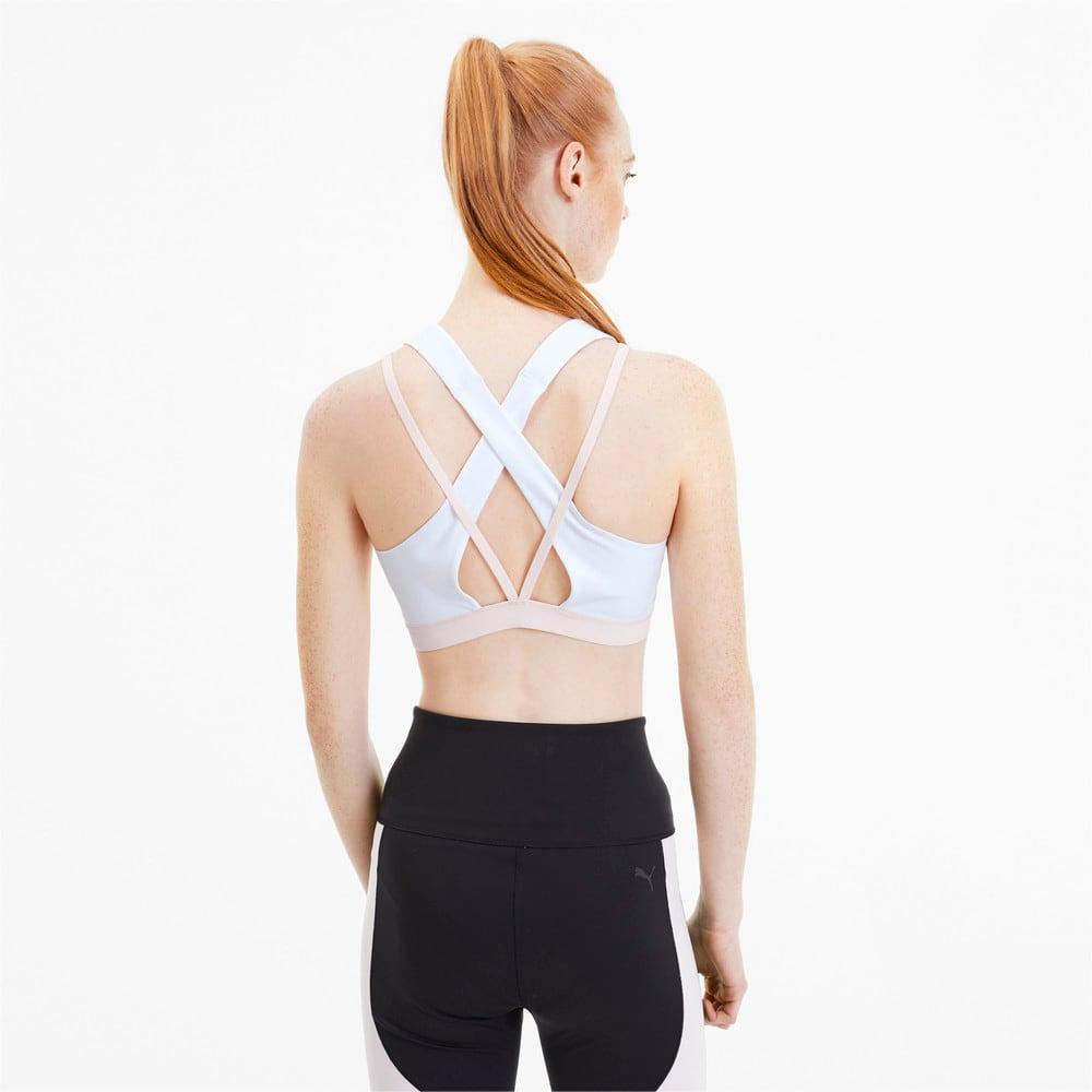 Imagen PUMA Sostén deportivo de training Studio Lace Strappy para mujer #2