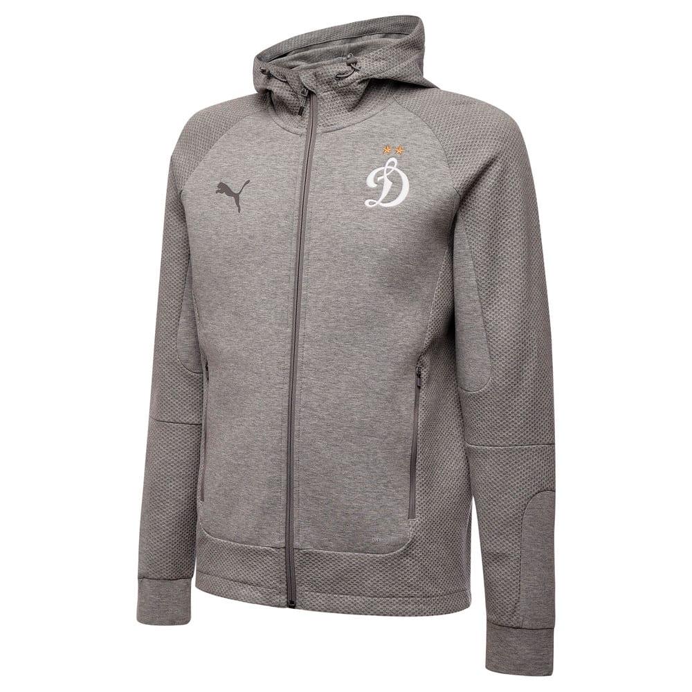 Изображение Puma Толстовка FC Dynamo Hooded Men's Football Jacket #1
