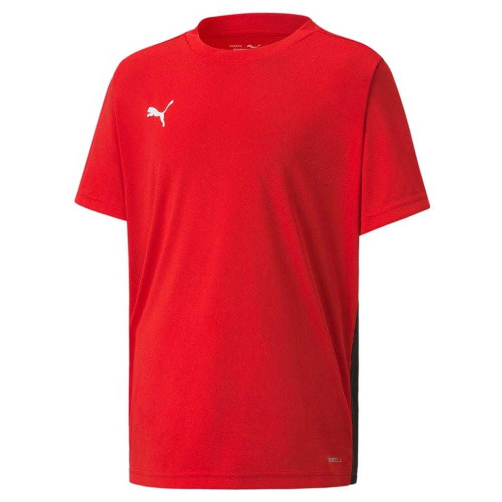 Изображение Puma Детская футболка ftblPLAY Shirt Jr #1
