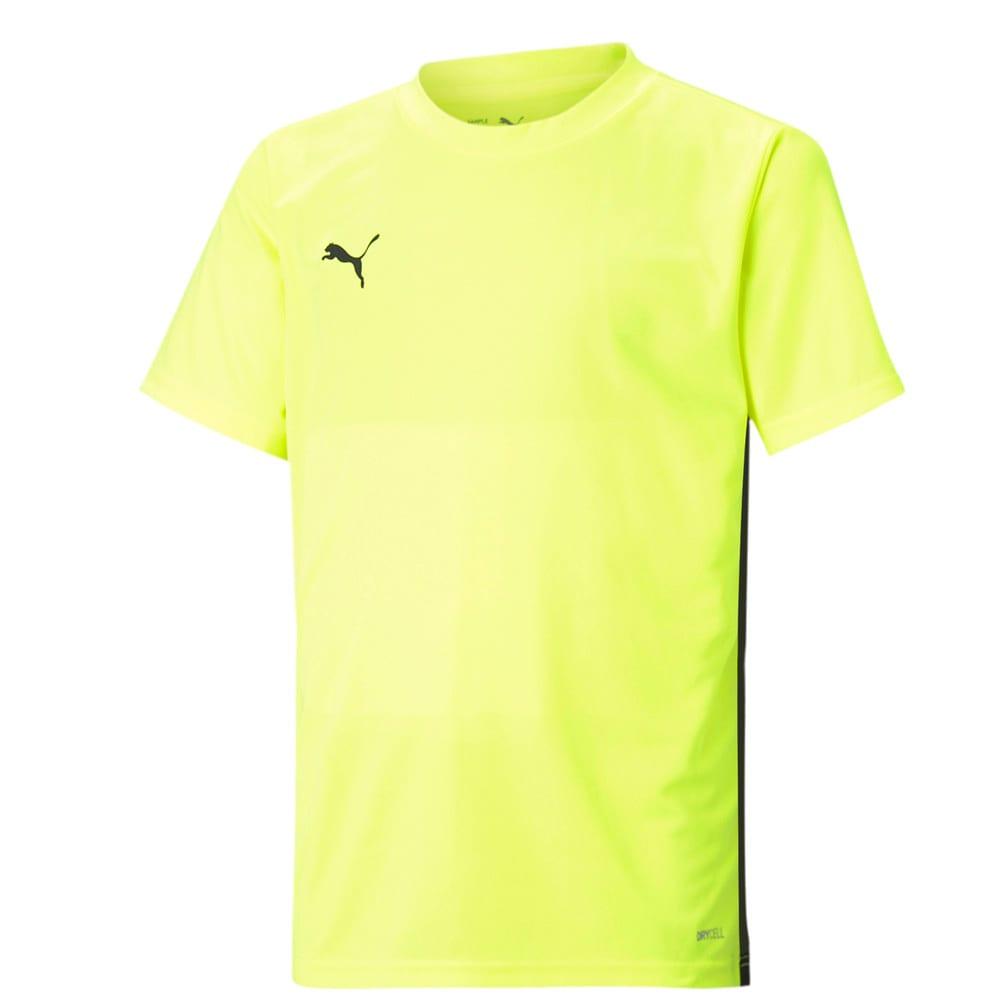 Изображение Puma Детская футболка ftblPLAY Youth Shirt #1