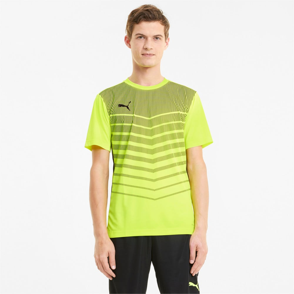 Изображение Puma Футболка ftblPLAY Graphic Men's Shirt #1