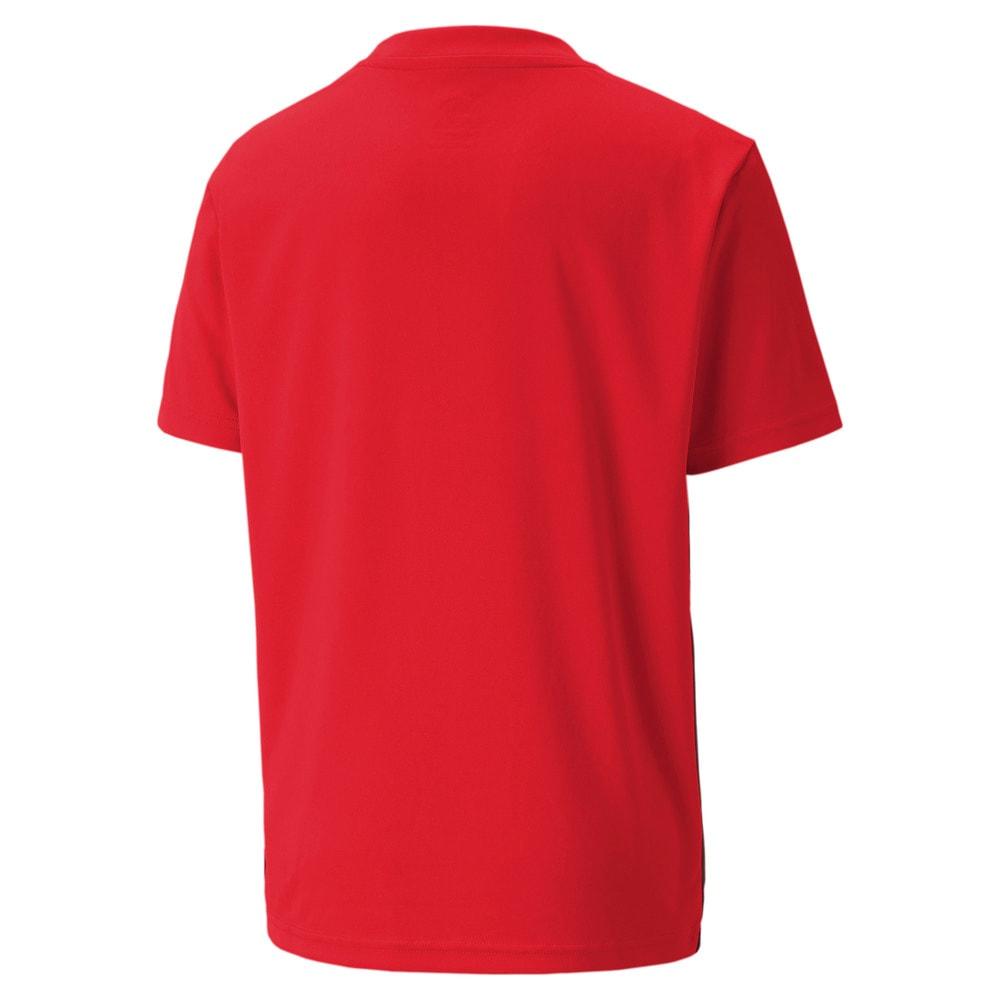 Изображение Puma Детская футболка ftblPLAY Graphic Shirt Jr #2