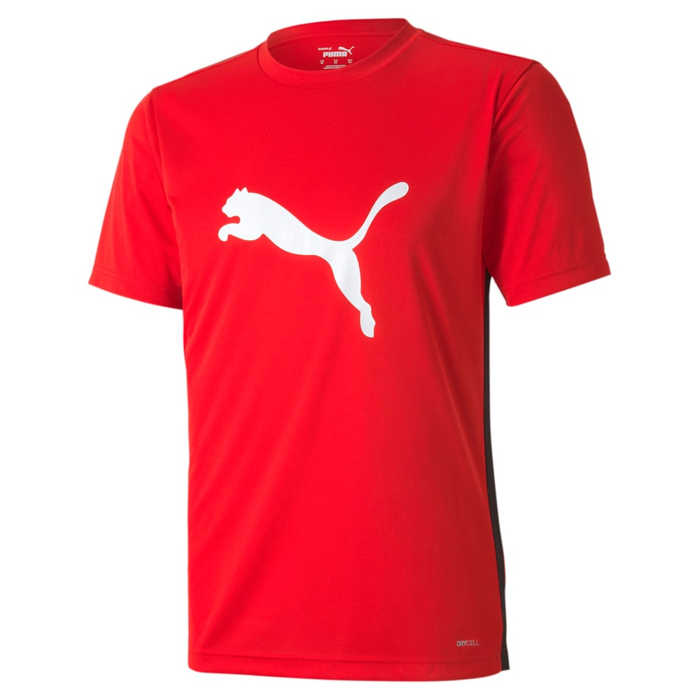Изображение Puma Футболка ftblPLAY Logo Tee #1