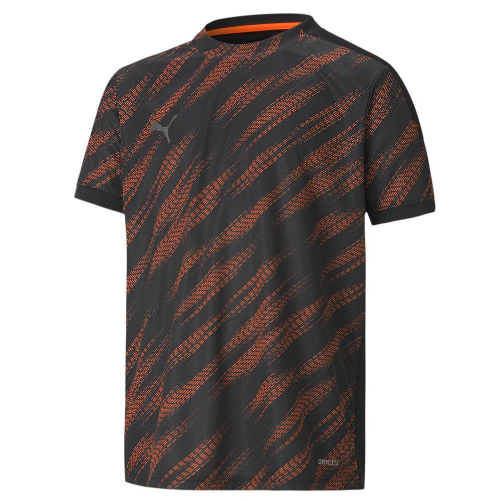Изображение Puma Детская футболка ftblNXT Graphic Shirt Jr #1