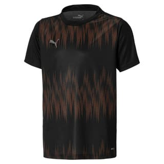 Изображение Puma Детская футболка ftblNXT Graphic Shirt Core Jr