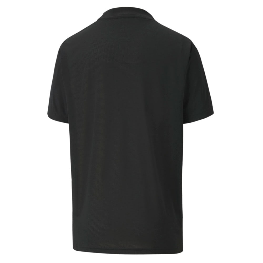 Изображение Puma Детская футболка ftblNXT Graphic Shirt Core Jr #2