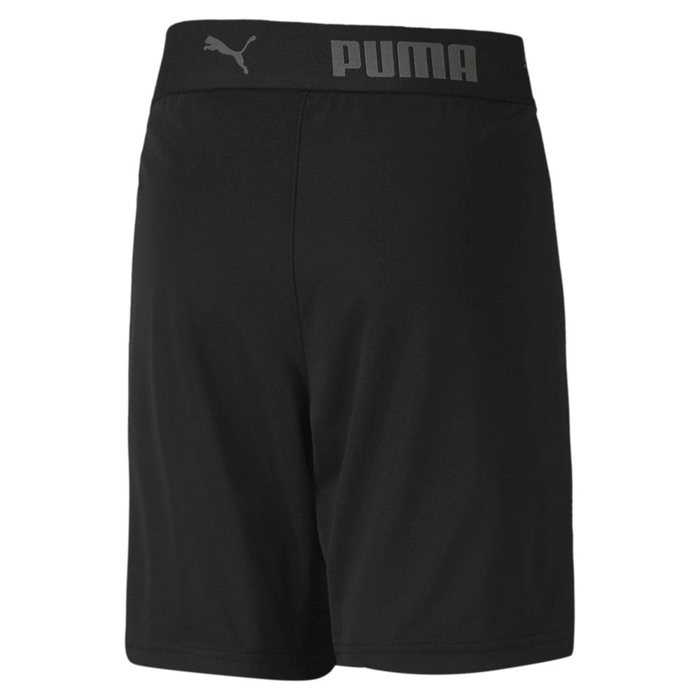 Изображение Puma Детские шорты ftblNXT Shorts Jr #2