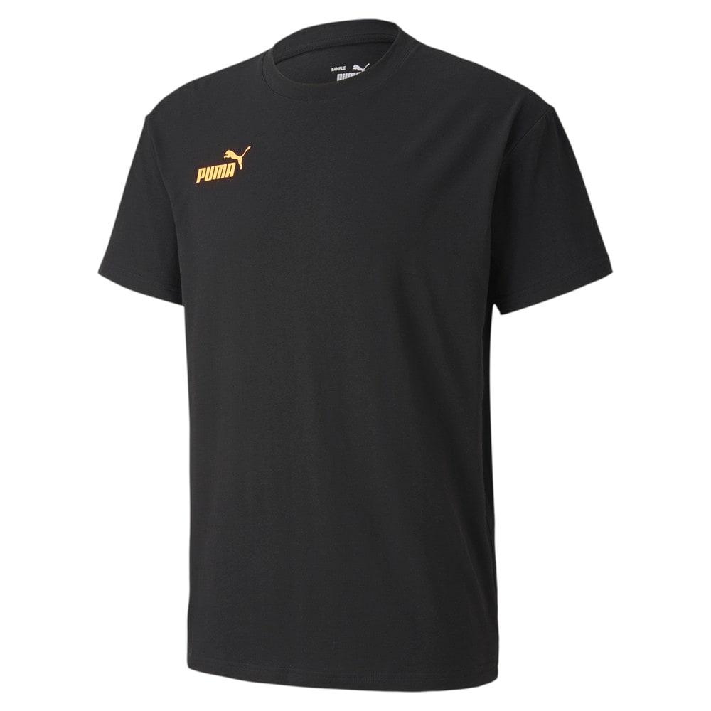 Görüntü Puma ftblNXT Casuals Erkek Futbol T-shirt #1