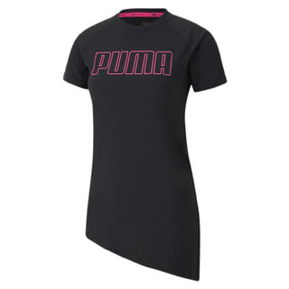 Изображение Puma Футболка Train Graphic Logo SS Tee