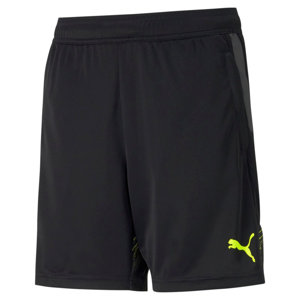 Изображение Puma Детские шорты individualCUP Youth Football Shorts #1