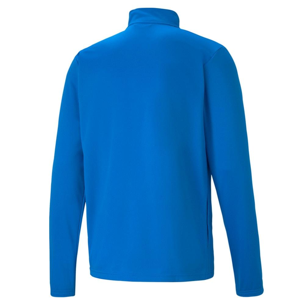 Image Puma teamRISE Polyester Training Men's Football Jacket #2