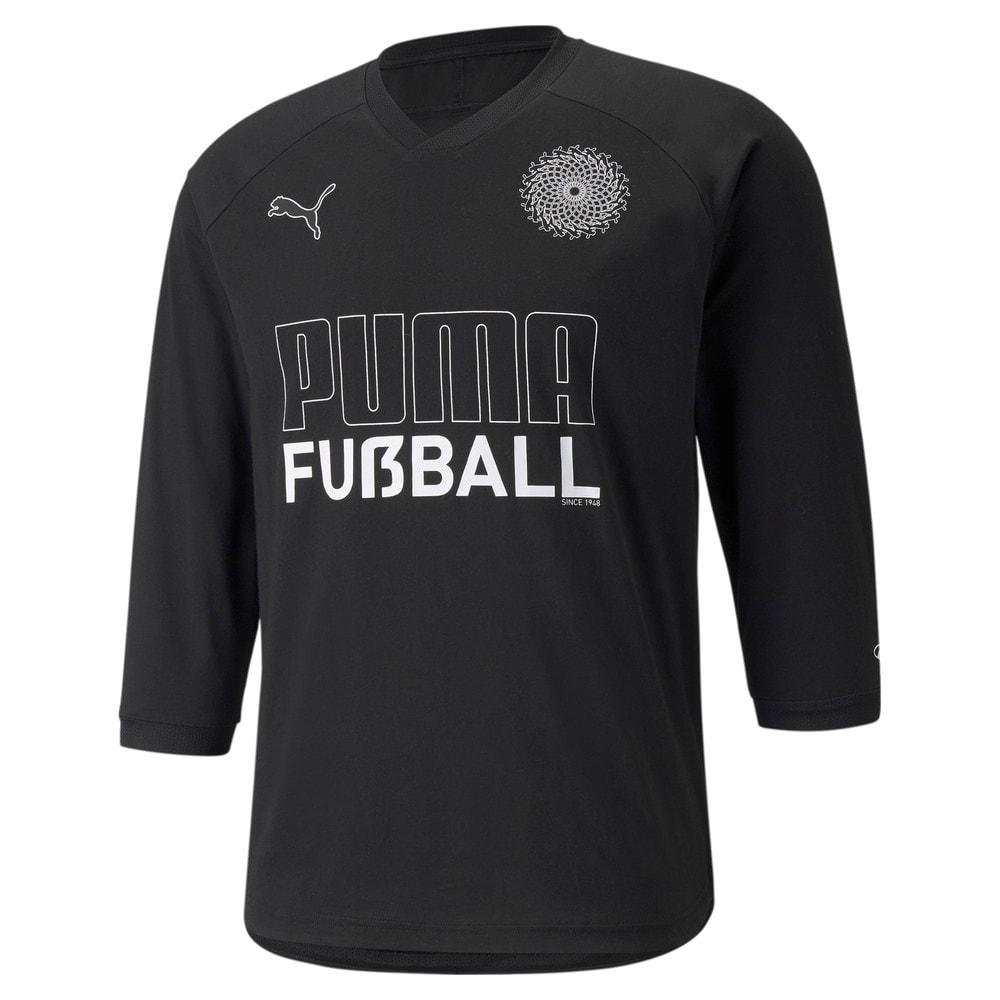Зображення Puma Футболка FUßBALL King Men's Football Tee #1: Puma Black