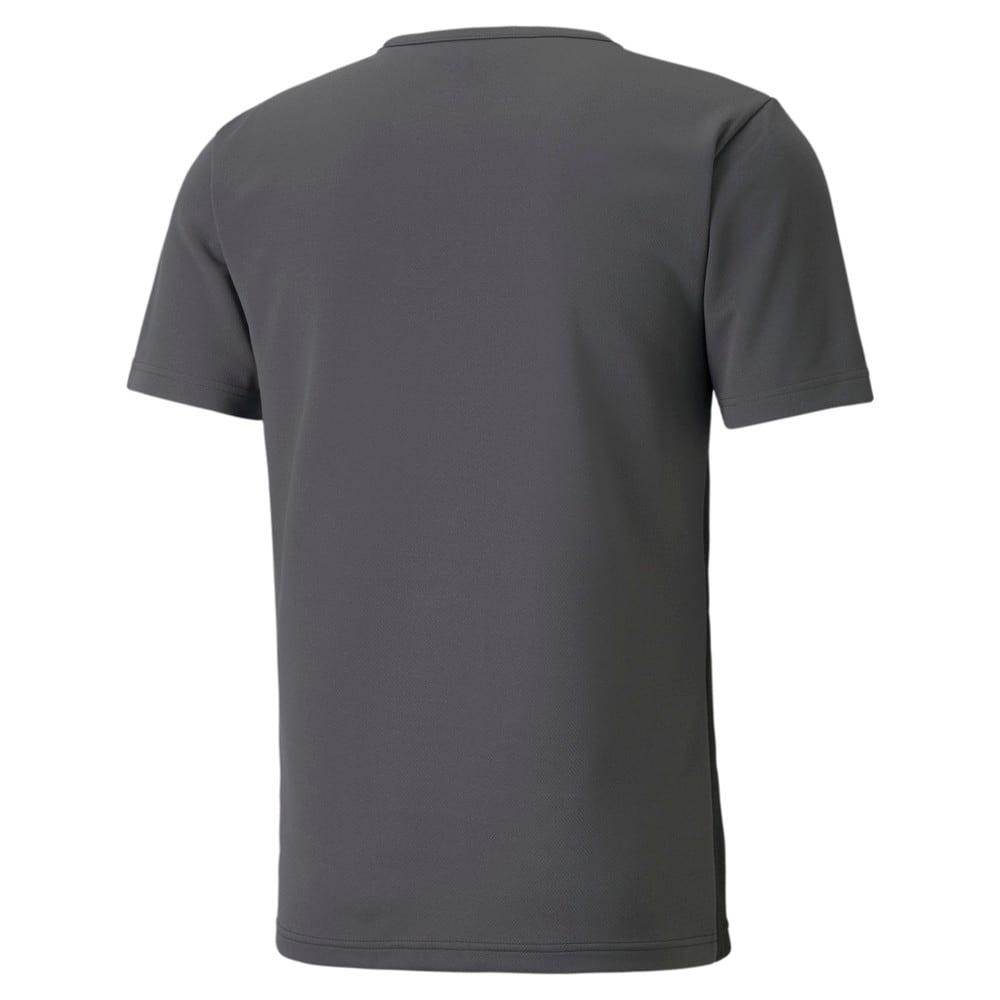 Зображення Puma Футболка individualRISE Men's Jersey #2: Puma Black-Asphalt