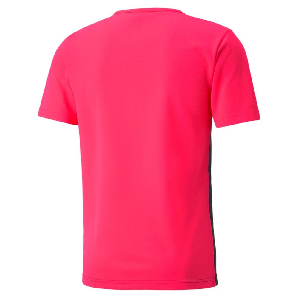 Зображення Puma Футболка individualRISE Men's Jersey #2: Sunblaze-Puma Black