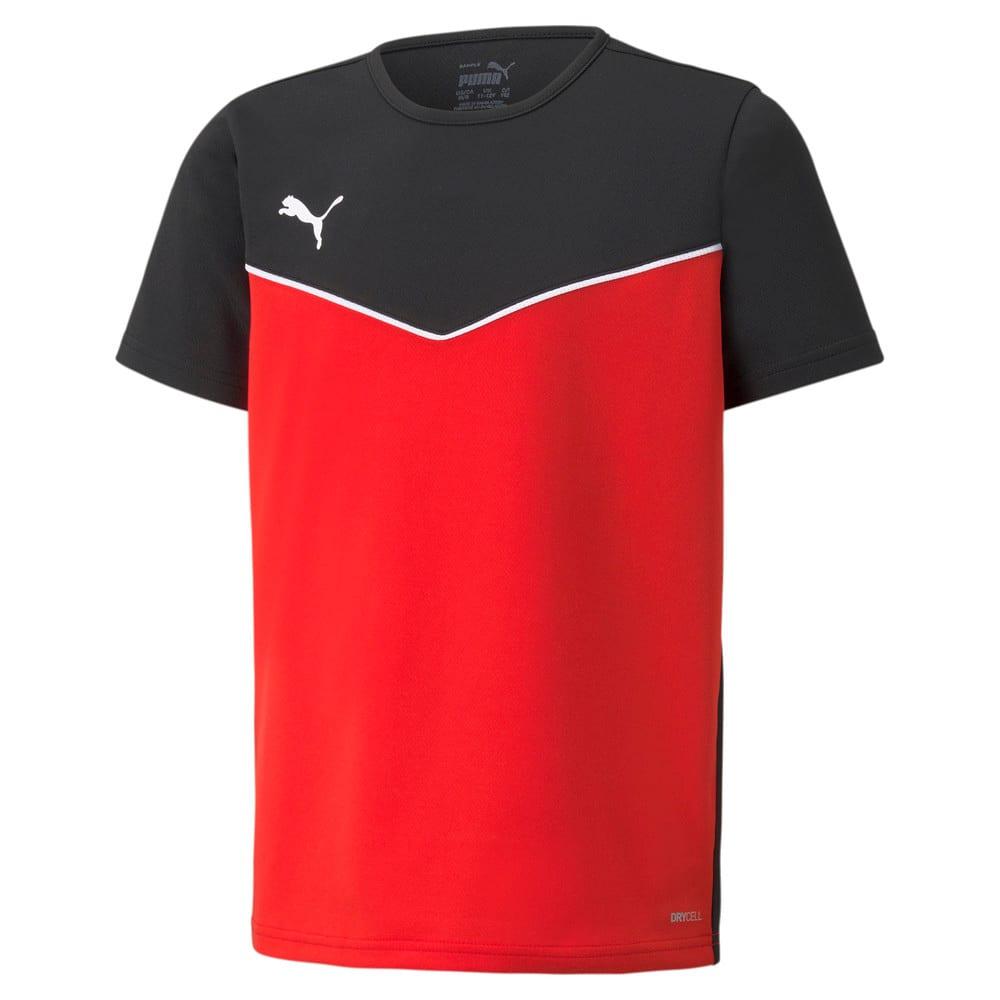 Изображение Puma Детская футболка individualRISE Youth Jersey #1