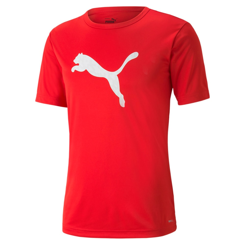 Изображение Puma Футболка individualRISE Logo Men's Football Tee #1