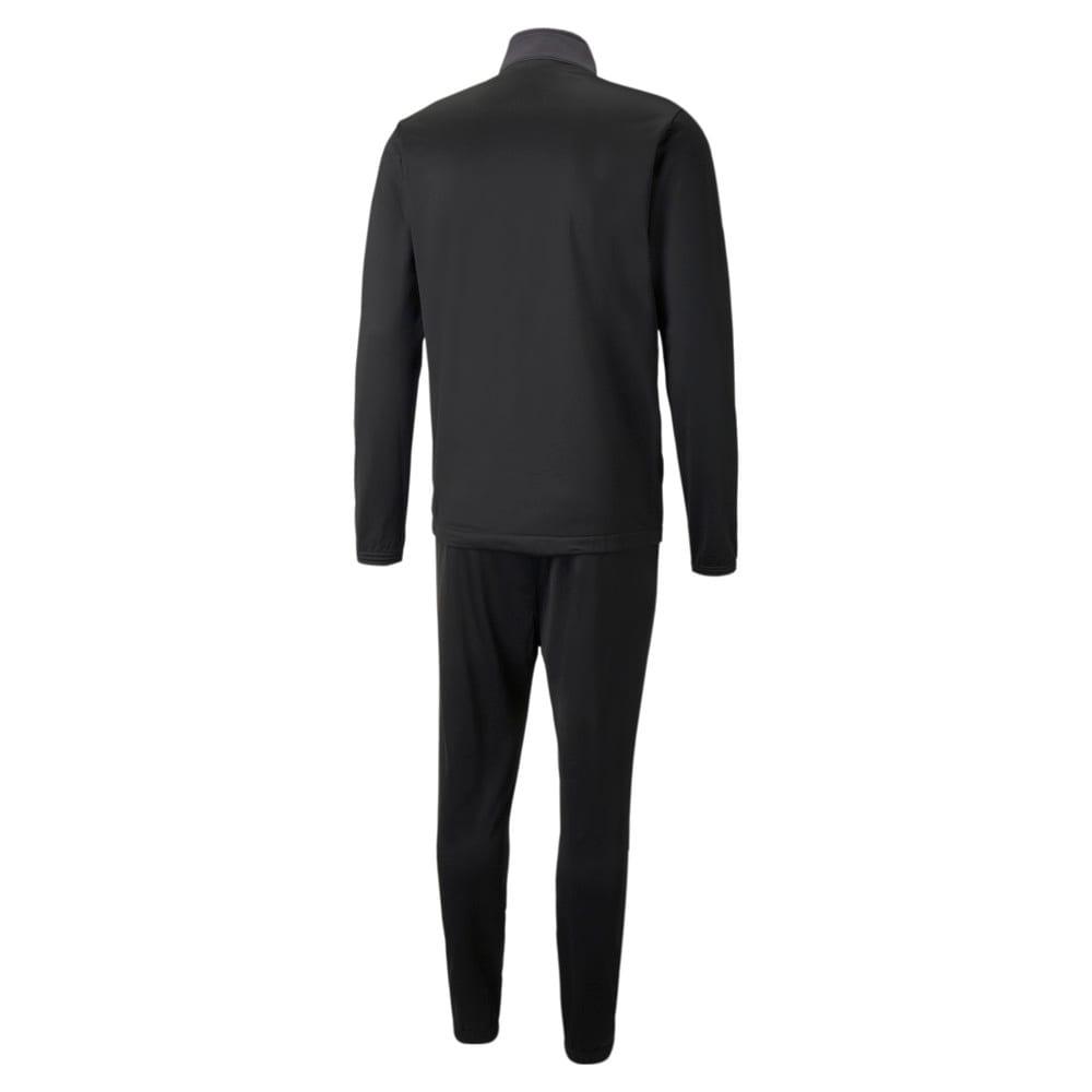 Изображение Puma Спортивный костюм individualRISE Men's Football Tracksuit #2: Puma Black-Asphalt