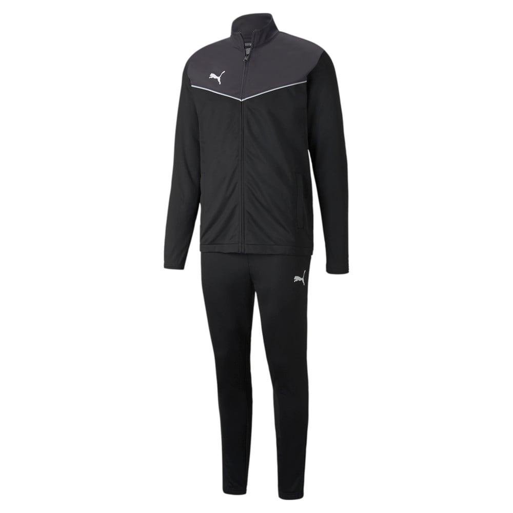 Изображение Puma Спортивный костюм individualRISE Men's Football Tracksuit #1: Puma Black-Asphalt