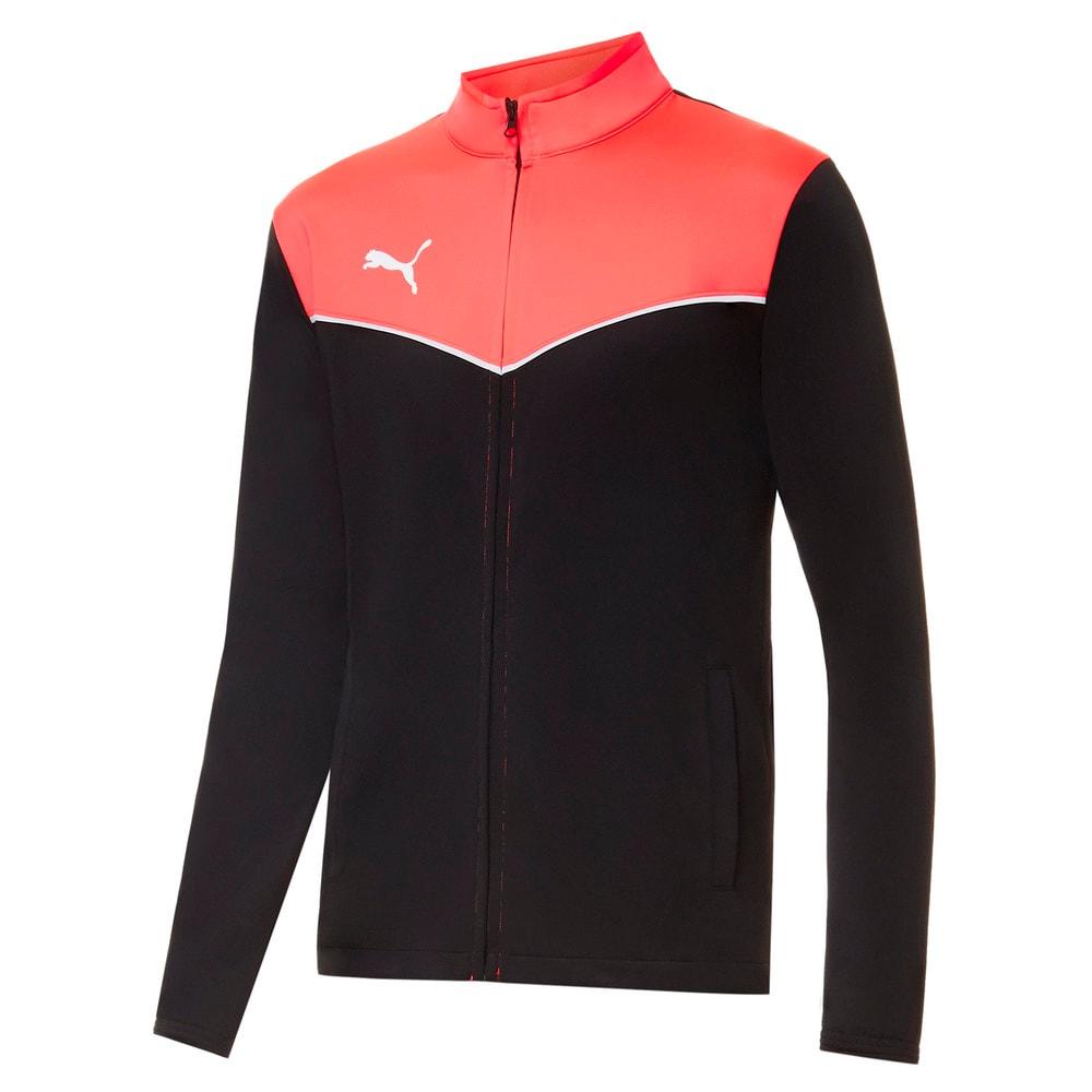 Изображение Puma Спортивный костюм individualRISE Men's Football Tracksuit #1: Sunblaze-Puma Black