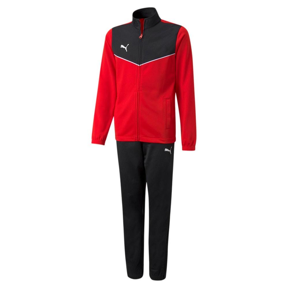 Изображение Puma Детский спортивный костюм individualRISE Youth Football Tracksuit #1
