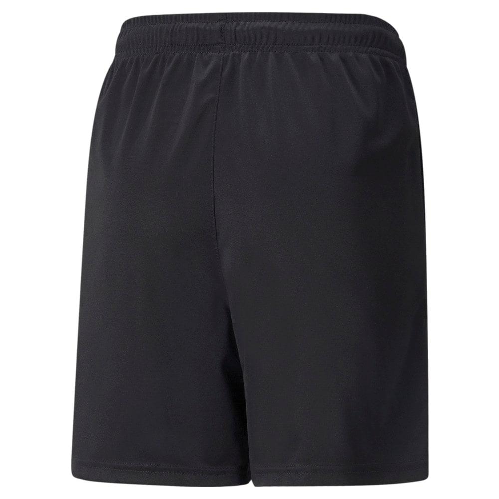 Изображение Puma Детские шорты individualRISE Youth Football Shorts #2