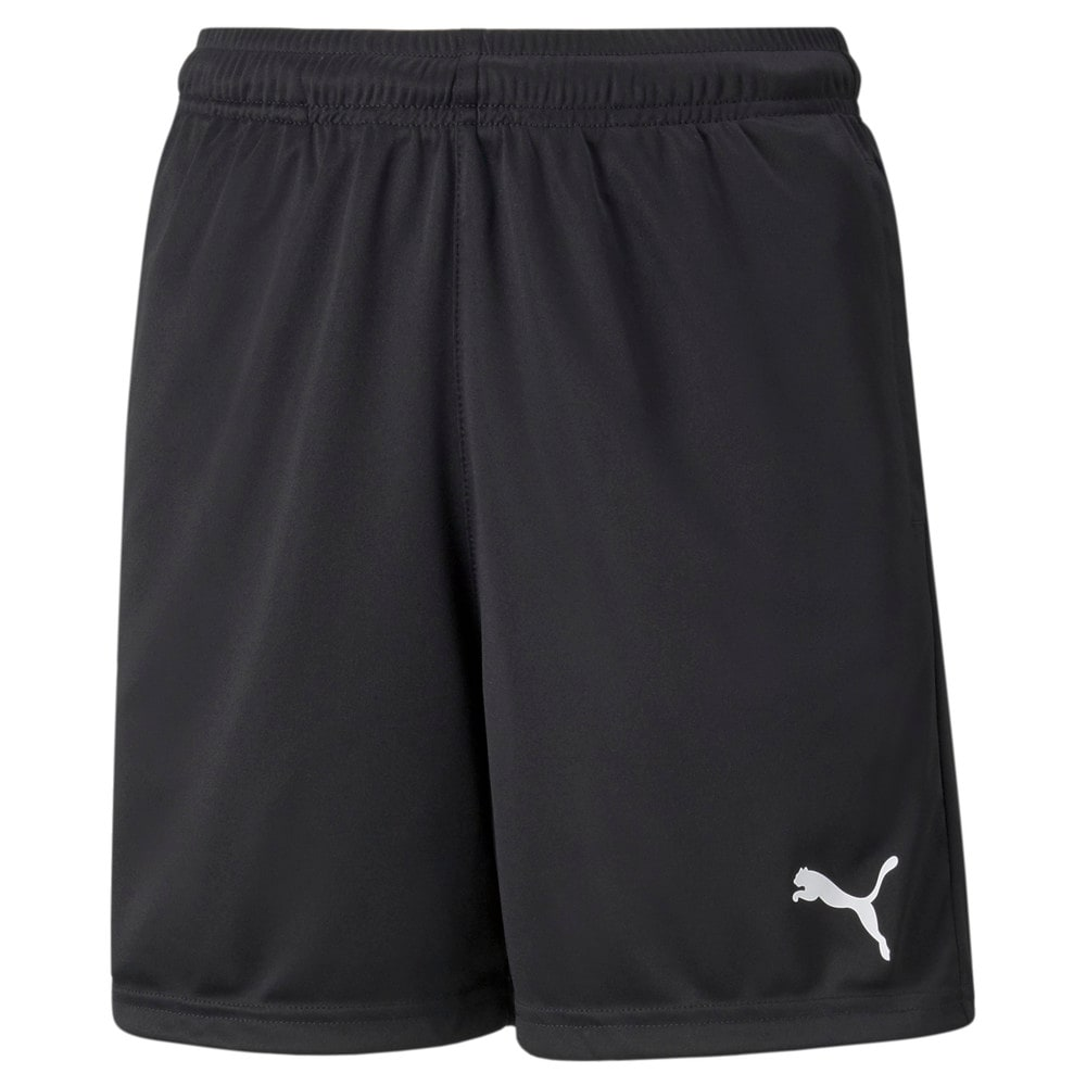 Изображение Puma Детские шорты individualRISE Youth Football Shorts #1