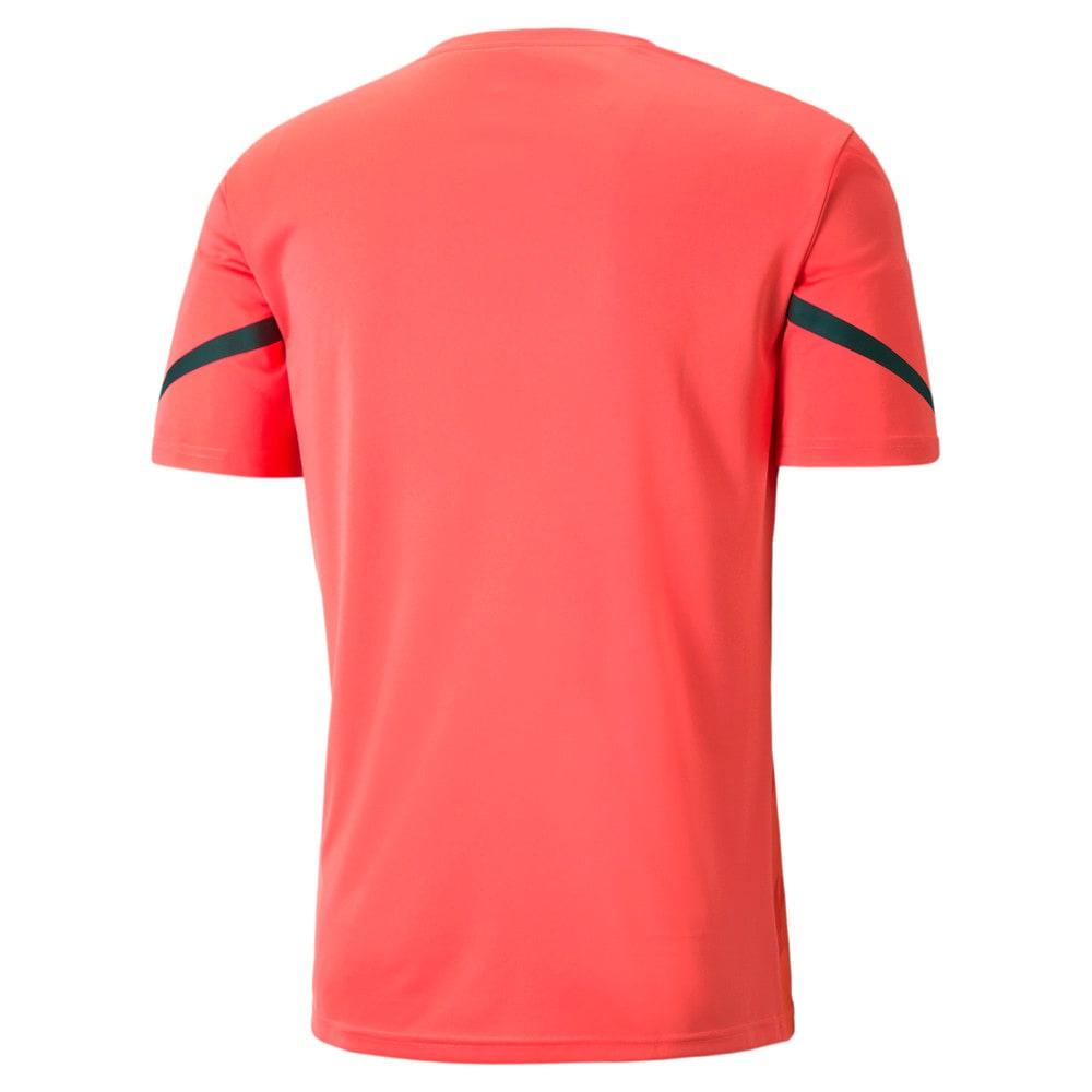 Зображення Puma Футболка individualCUP Men's Football Jersey #2: Sunblaze-Puma Black