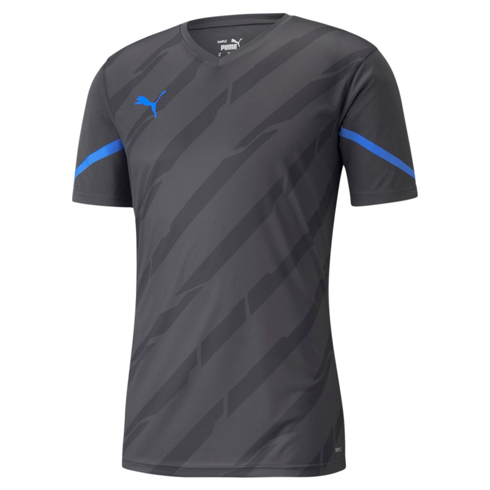 Зображення Puma Футболка individualCUP Men's Football Jersey #1: Bluemazing-Asphalt