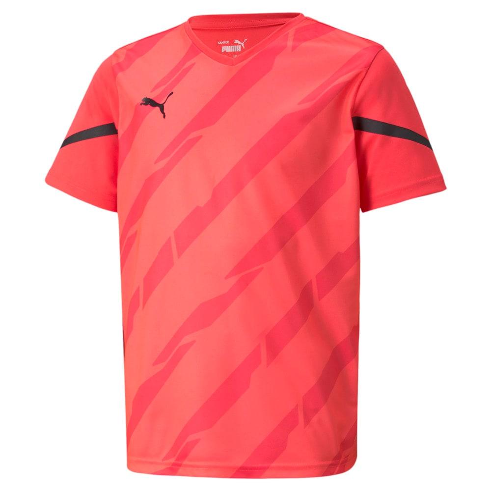 Изображение Puma Детская футболка individualCUP Youth Jersey #1