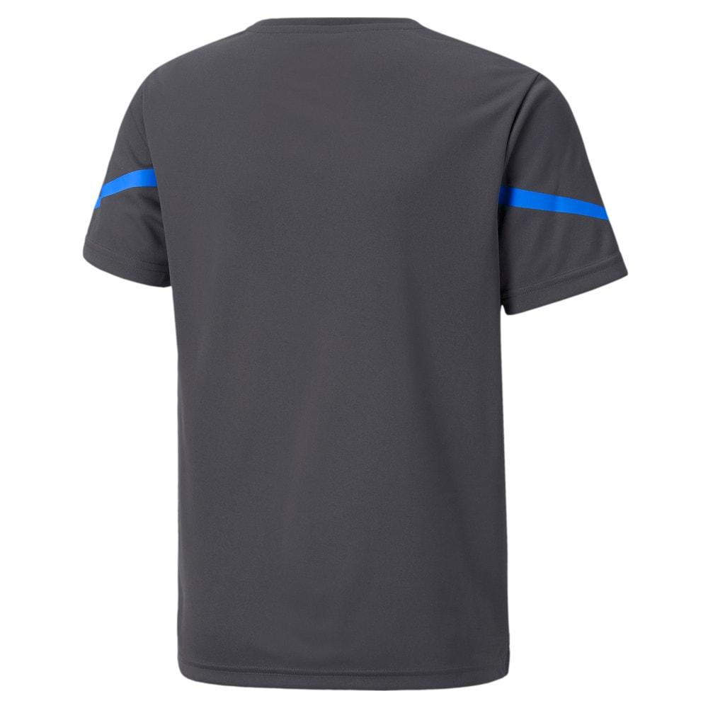 Зображення Puma Дитяча футболка individualCUP Youth Jersey #2: Bluemazing-Asphalt