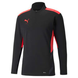 Camiseta de fútbol con cierre corto para hombre individualCUP Training
