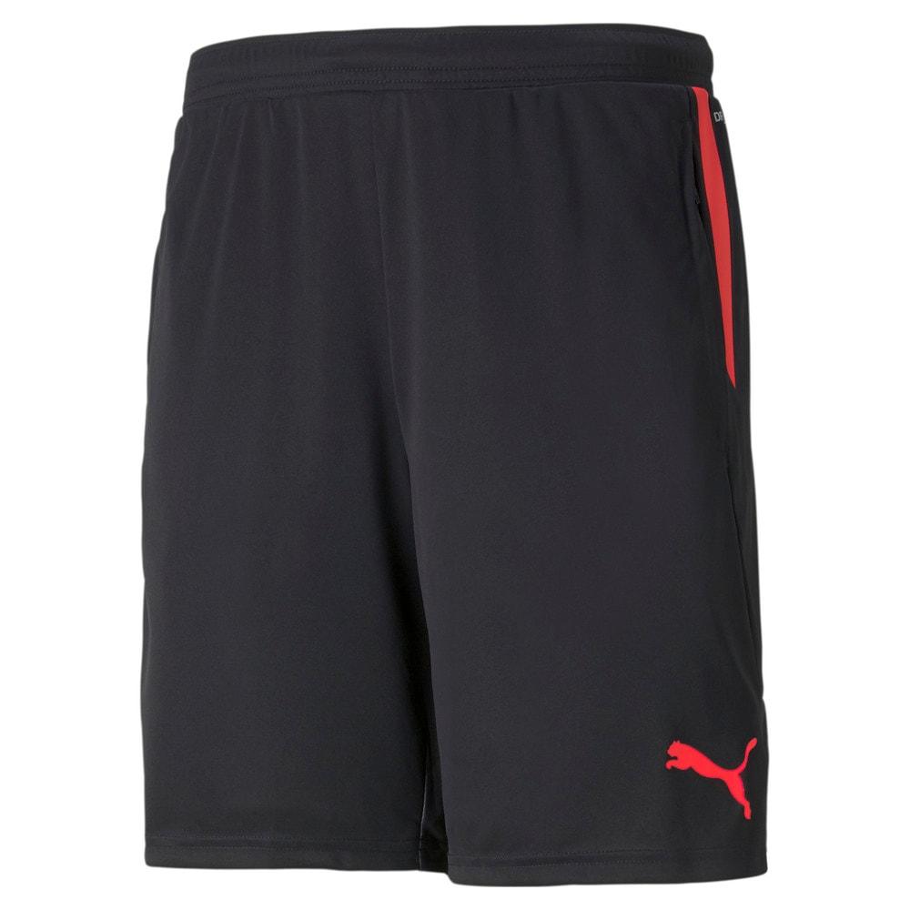 Зображення Puma Шорти individualCUP Men's Football Shorts #1: Puma Black-Sunblaze
