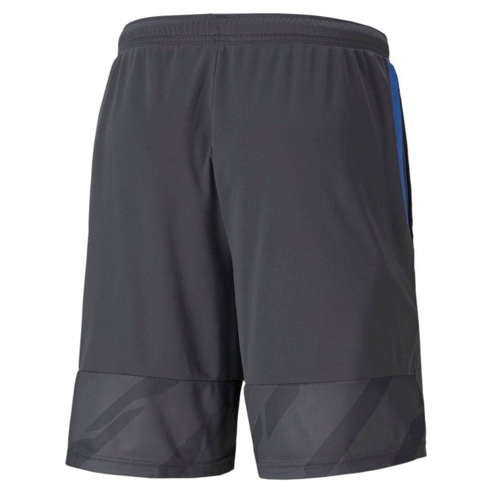 Изображение Puma Шорты individualCUP Men's Football Shorts #2: Asphalt-Bluemazing