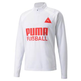 Изображение Puma Олимпийка FUßBALL Park Men's Football Training Top
