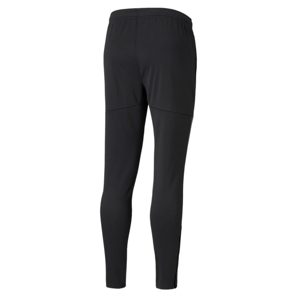 Зображення Puma Штани individualLIGA Warm Men's Football Pants #2: Puma Black