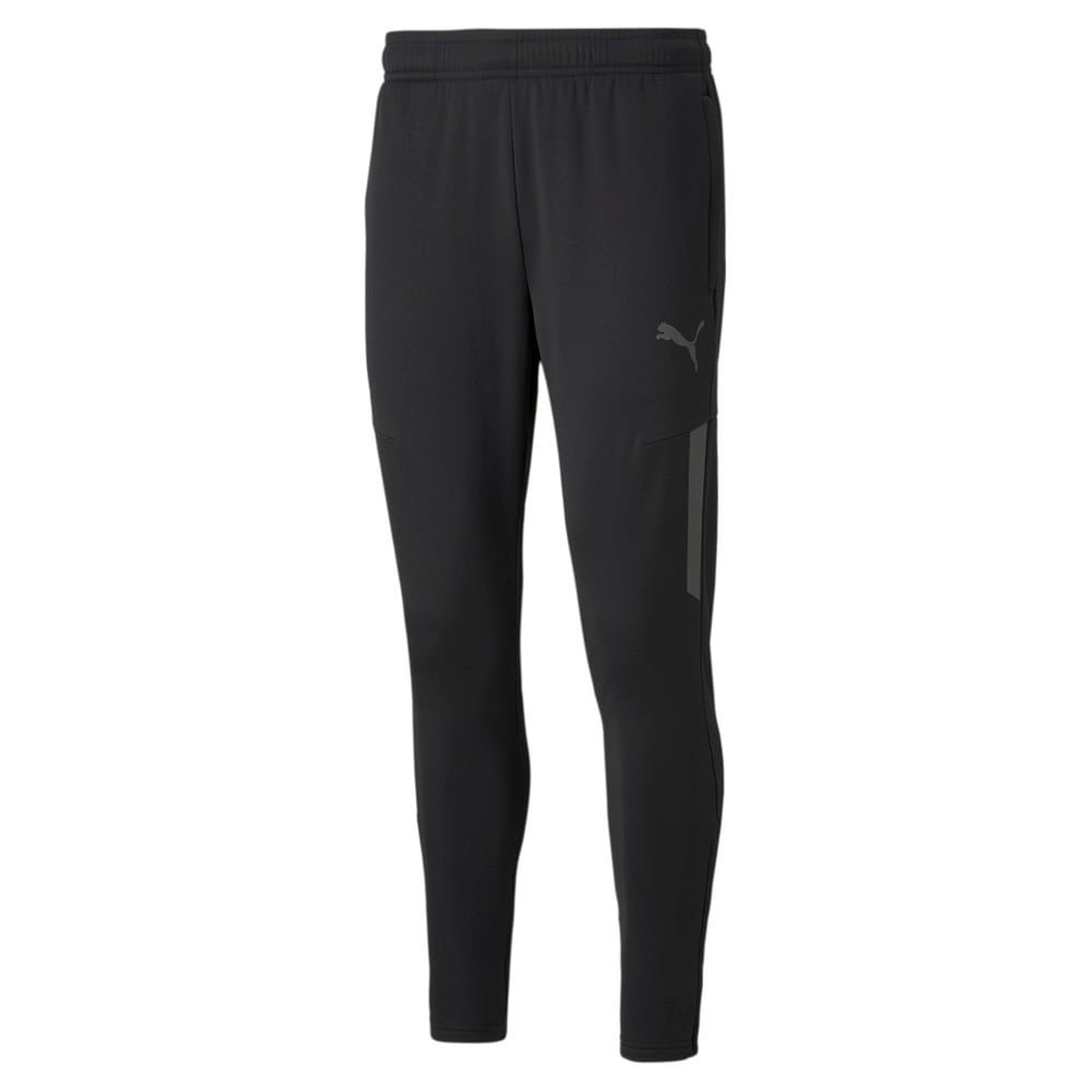 Зображення Puma Штани individualLIGA Warm Men's Football Pants #1: Puma Black