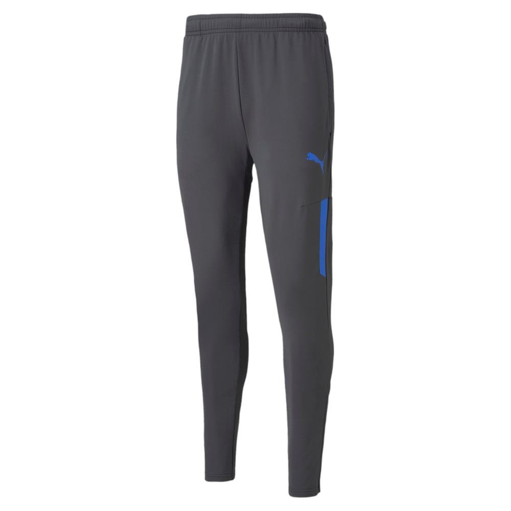 Зображення Puma Штани individualCUP Men's Football Training Pants #1: Asphalt-Bluemazing