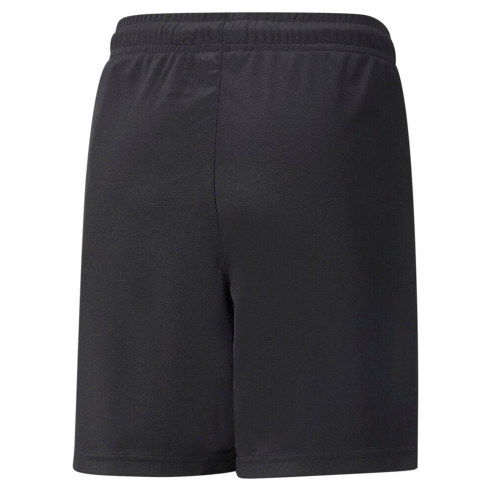 Изображение Puma Детские шорты teamLIGA Training Youth Football Shorts 2 #2