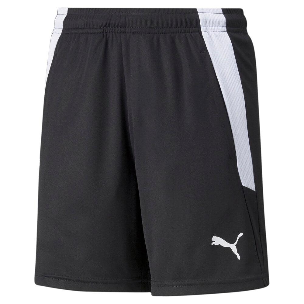 Изображение Puma Детские шорты teamLIGA Training Youth Football Shorts 2 #1
