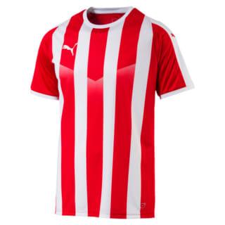 Imagen PUMA Camiseta de fútbol rayada para hombre Liga