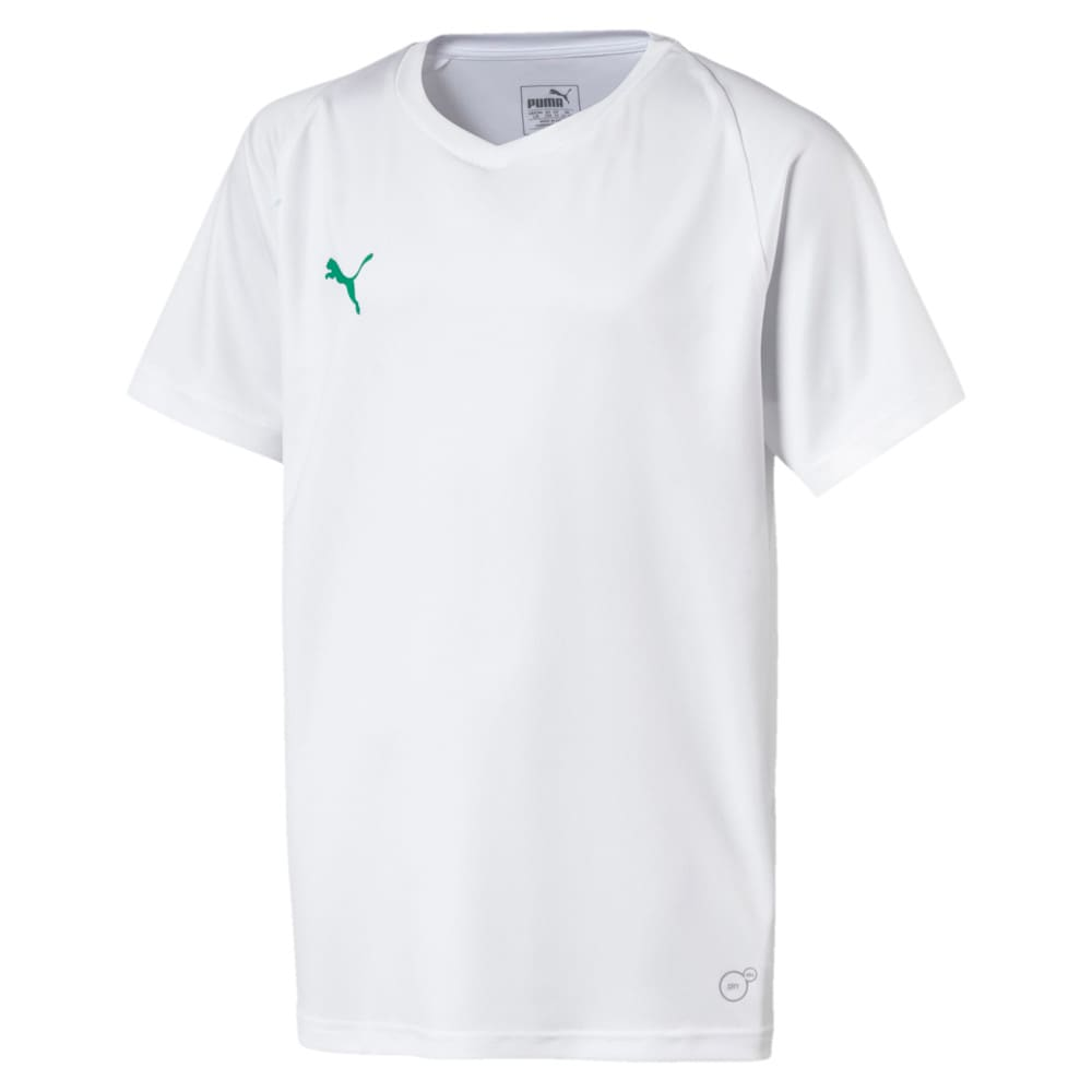 Изображение Puma Футболка Football Kids' LIGA Core Jersey #1