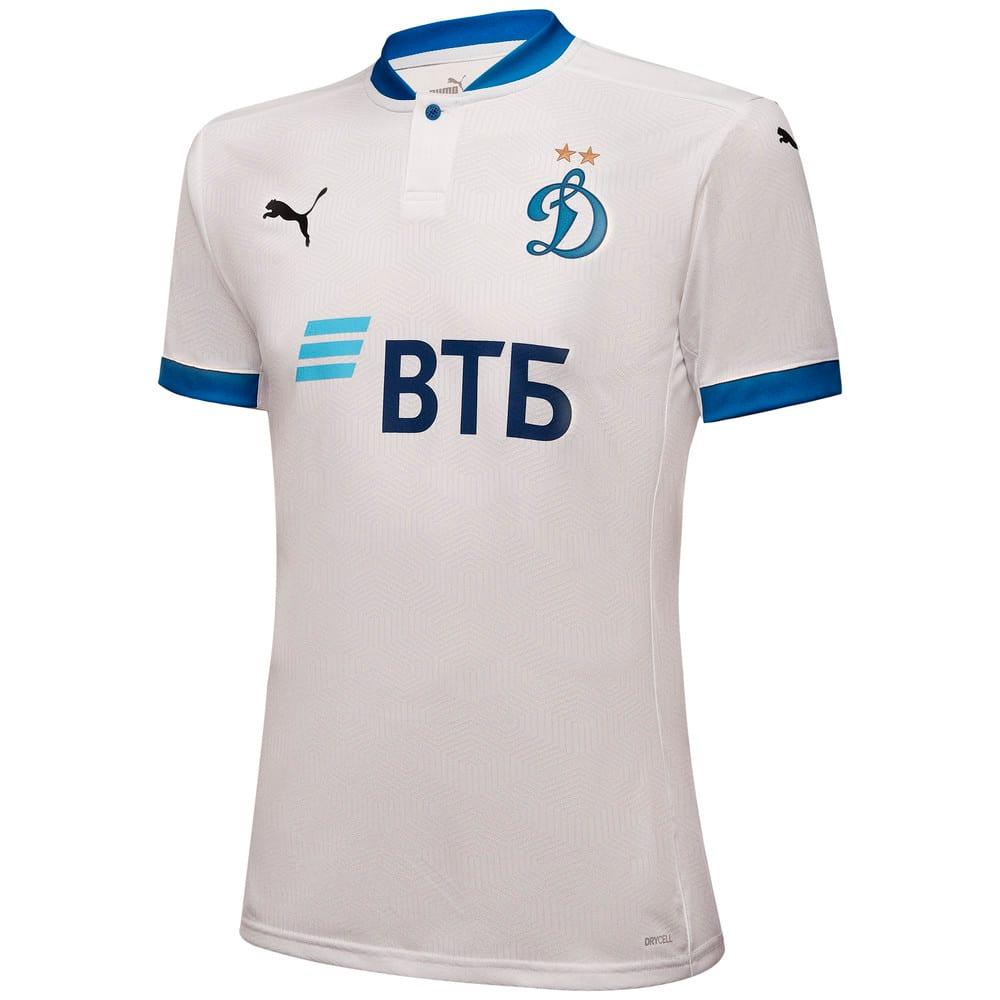 Изображение Puma Футболка FC Dynamo Short Sleeve Men's  Jersey #1