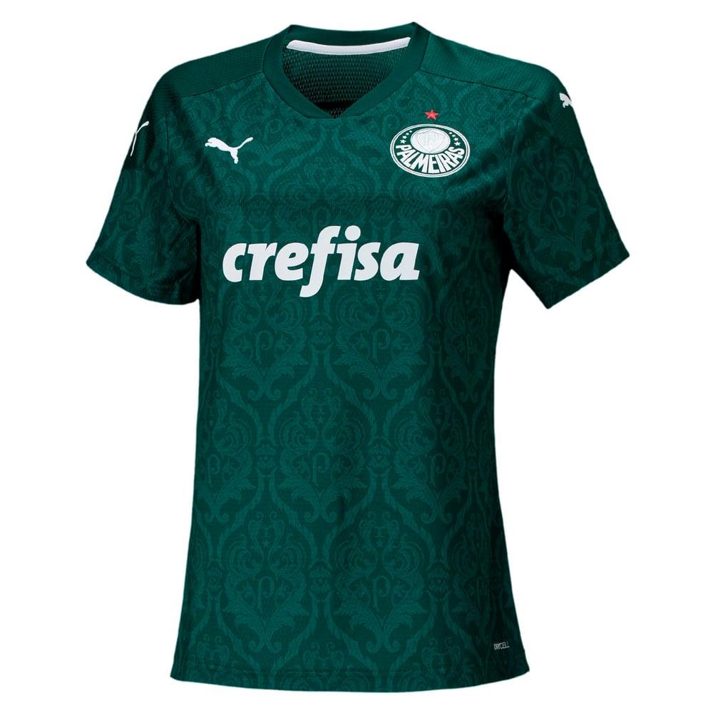 Image PUMA Camisa Palmeiras I Feminina #1