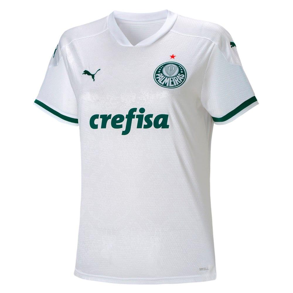 Image PUMA Camisa Palmeiras II Feminina #1