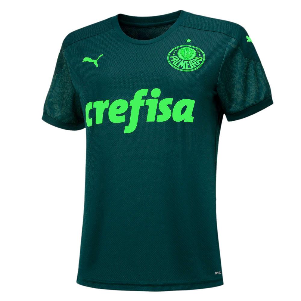 Image PUMA Camisa Palmeiras III Feminina #1
