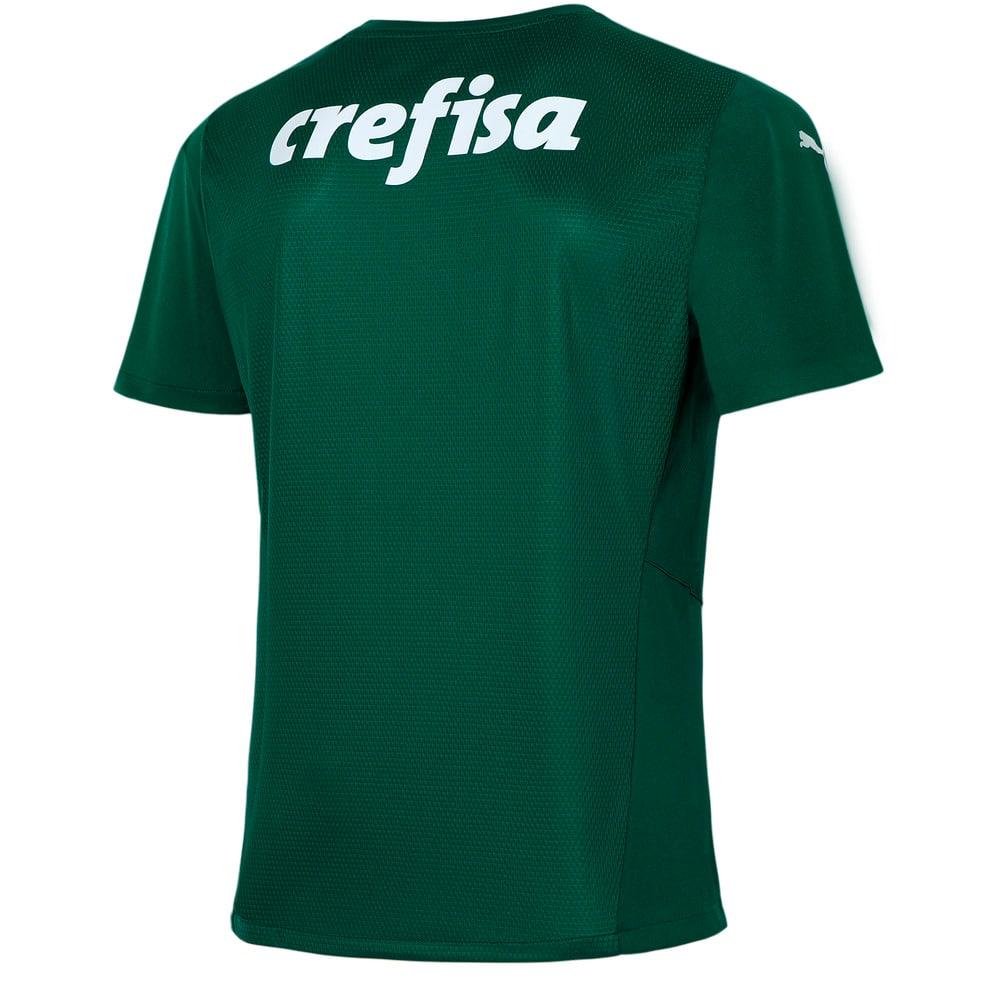 Image PUMA Camisa Palmeiras I 2021 Masculina #2